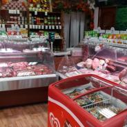 Продается Мясной отдел магазина.