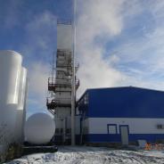 Продается завод по производству технических газов