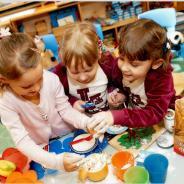 Детский центр раннего развития детей от 8 месяцев до 7 лет